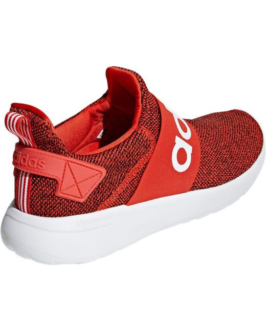 4bf72937a Lyst - adidas Cf Lite Racer Adapt Trainers in Red for Men - Save 32%
