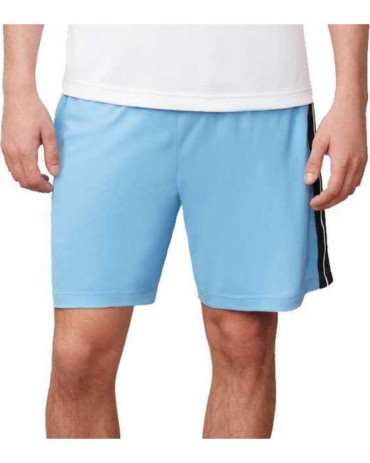 ac3ea86013294 Fila - Blue Set Point Tennis Shorts for Men - Lyst ...