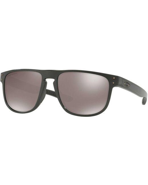 09bd7b0fa0 Oakley - Gray Holbrook R Polarized Sunglasses for Men - Lyst ...