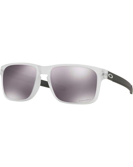 841bac792f ... Oakley - Purple Holbrook Mix Sunglasses for Men - Lyst