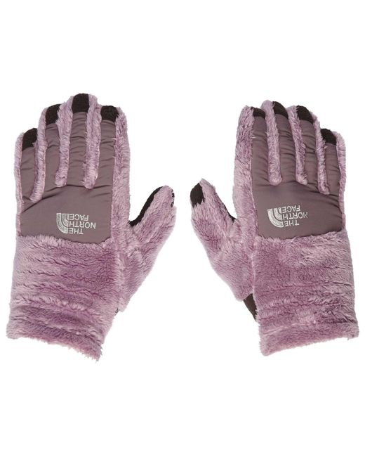 The North Face | Gray Denali Thermal Etip Gloves - Past Season | Lyst