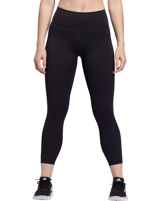 Adidas Black Believe This 2.0 7/8 Tights