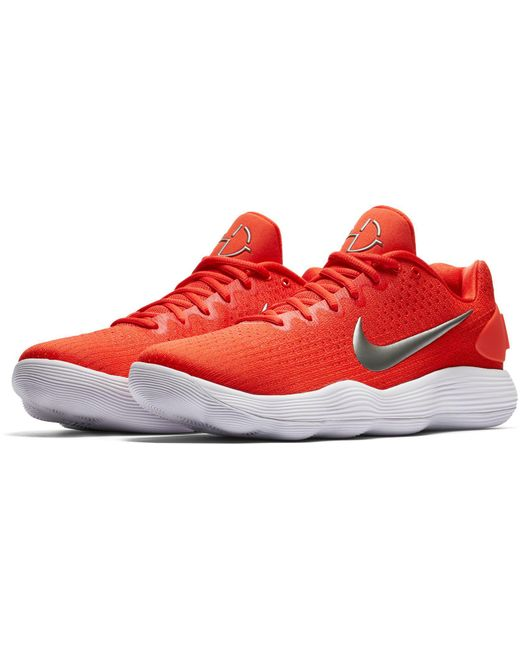 0a95f518ccd ... Nike - Multicolor React Hyperdunk 2017 Low Basketball Shoes for Men -  Lyst ...