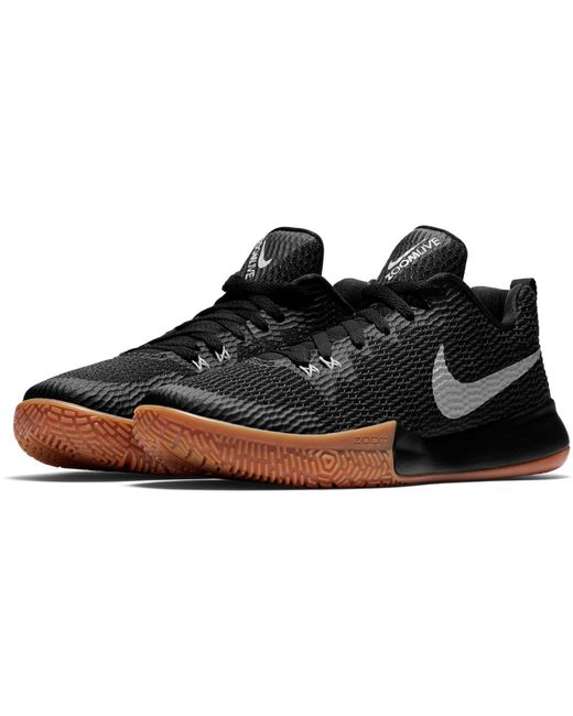 d26b28ed377d ... coupon code for nike black zoom live ii basketball shoes for men lyst  023ad f1470