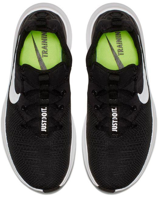 690da6d2bbf7 ... Nike - Black Free Tr 8 Training Shoes - Lyst ...