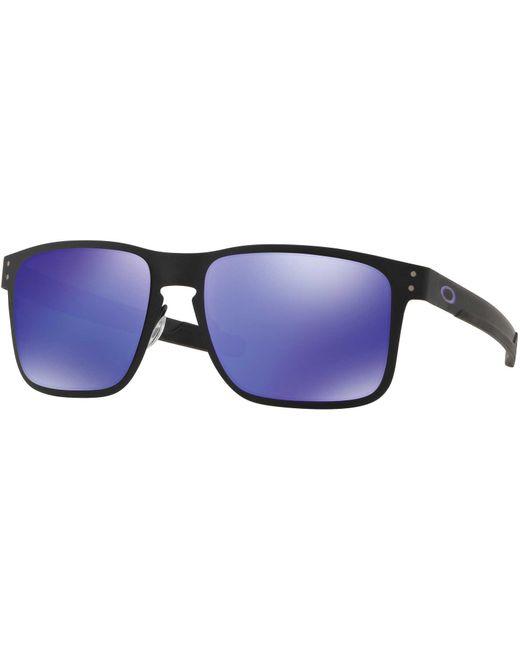 c3fea5b34ccd2 ... Oakley - Purple Holbrook Metal Sunglasses for Men - Lyst