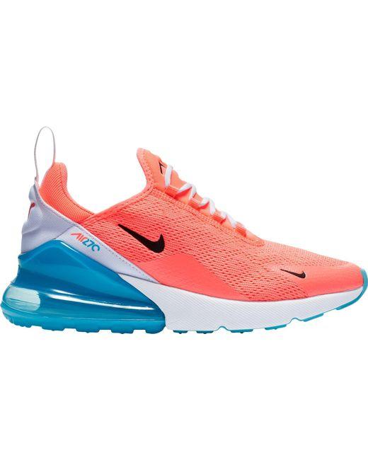 air max 270 blue pink