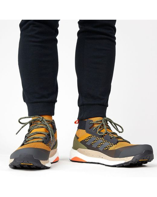 adidas Lace Terrex Free Hiker Hiking