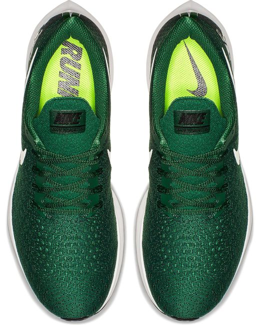 145ffc3b329f ... Nike - Green Air Zoom Pegasus 35 Running Shoes for Men - Lyst ...
