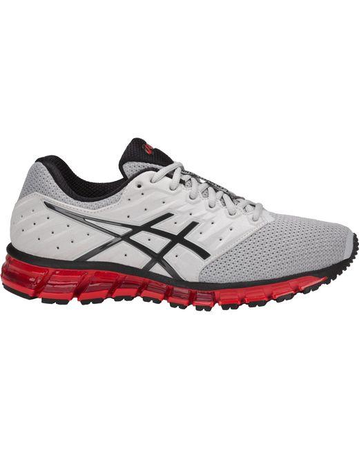 Asics - Gray Gel-quantum 180 2 Mx Running Shoes for Men - Lyst