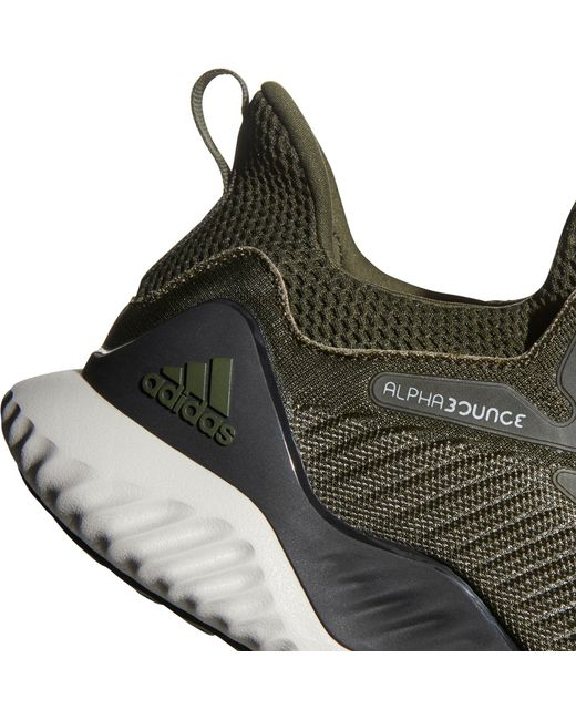 5695b46c0 ... Adidas - Black Alphabounce Beyond Running Shoes for Men - Lyst ...