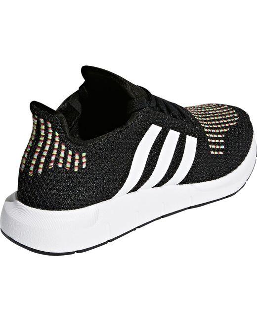 2aa113b7a48cd ... Adidas Originals - White Swift Run Running Shoes for Men - Lyst ...