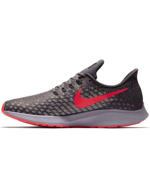 c2b5e75d3e9d ... Lyst Nike - Gray Air Zoom Pegasus 35 Men s Running Shoe for Men ...