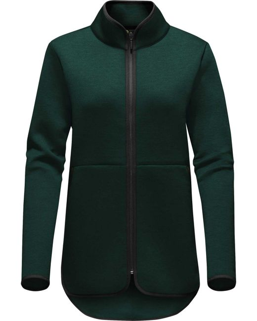 The North Face - Green Neo Thermal Full-zip - Lyst