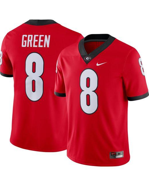 A.J. Green Georgia Bulldogs Football Jersey Black