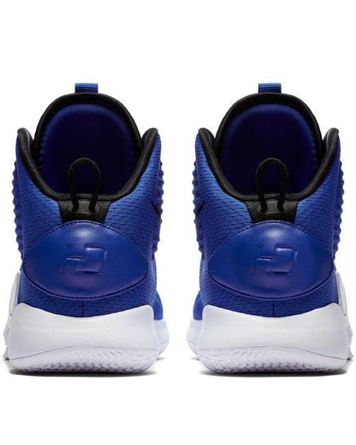 5bb934dfb2c9 ... Nike - Blue Hyperdunk X Mid Tb Basketball Shoes for Men - Lyst ...