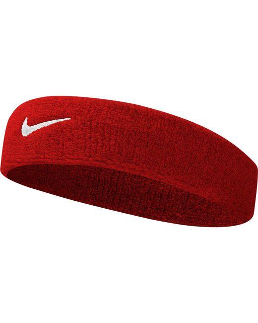 eb1ead70c9a8 ... Nike - Red Swoosh Headband - 2
