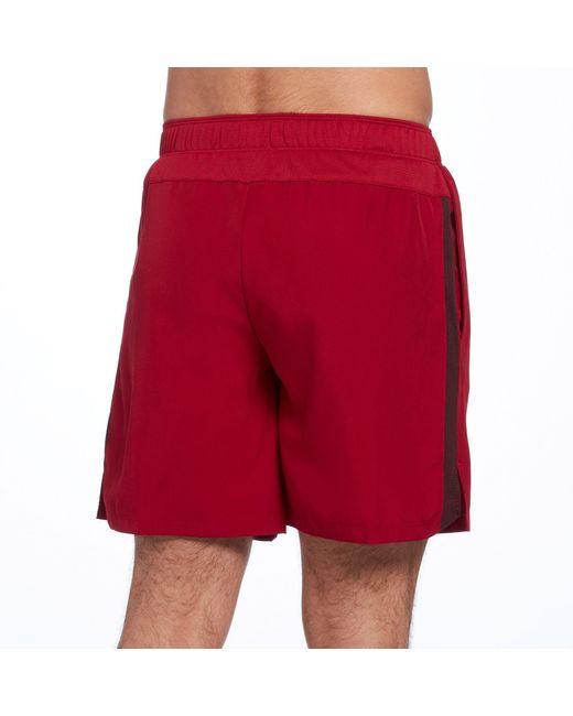 ff65996679 ... Lyst Nike - Red Dry Challenger 7'' Running Shorts for Men ...