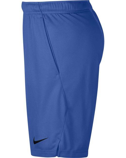 ... Nike - Blue Dry Epic Training Shorts for Men - Lyst e69975d8b