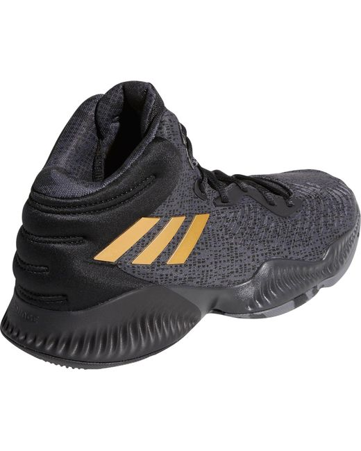 2362fde1c ... Adidas - Black Mad Bounce 2018 Basketball Shoes for Men - Lyst ...