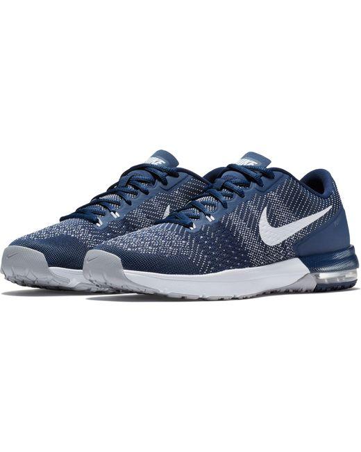... get nike blue air max typha training shoes for men lyst 0dd88 50b54 a0fd76c3c