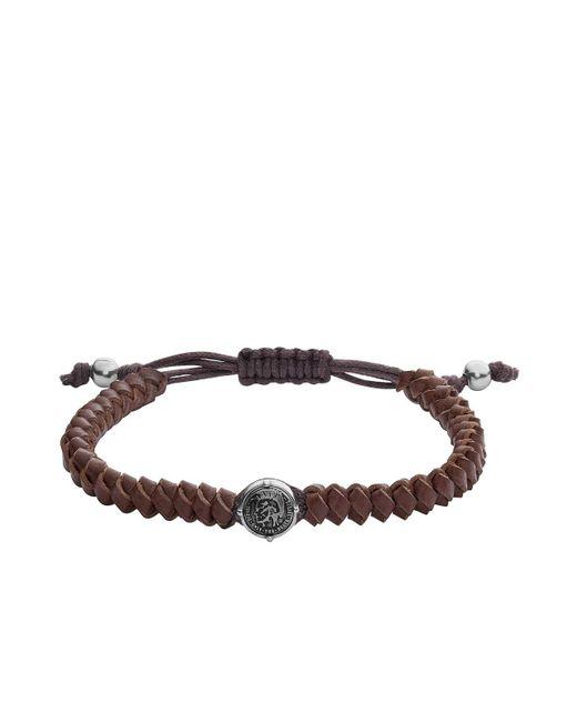 DIESEL | Brown Bracelet Dx1044 | Lyst