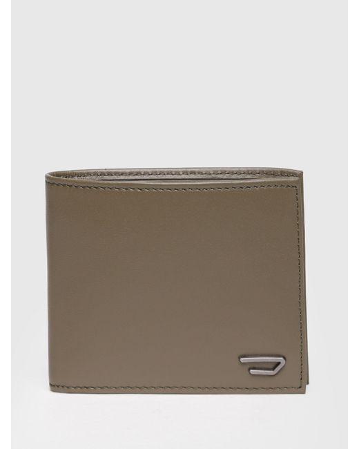 DIESEL - Multicolor Slim Bi-fold Supple Leather Wallet for Men - Lyst