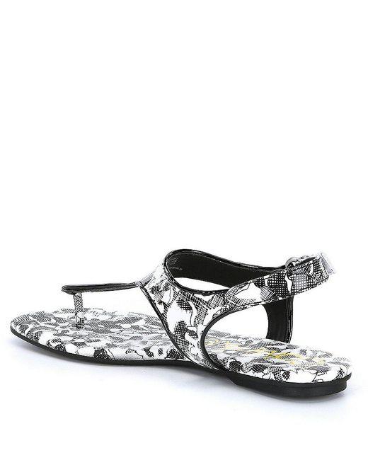Shilo Crosshatch Sandals Z39S6TnFo