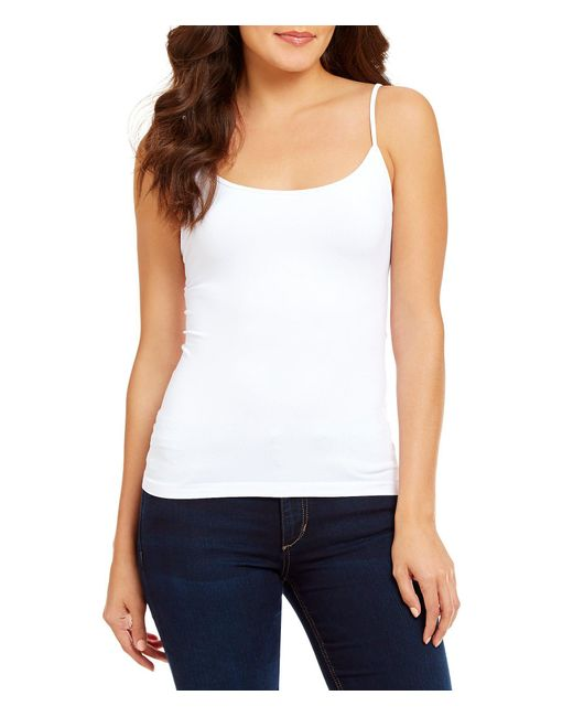 Sugarlips - White Seamless Camisole - Lyst