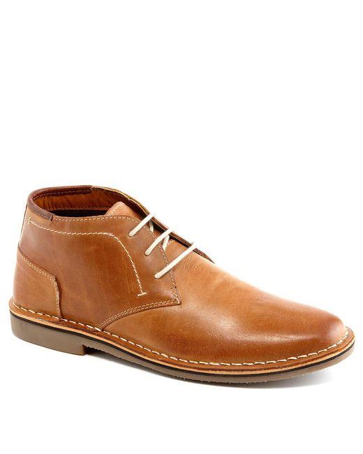 Steve Madden - Multicolor Hestonn Leather Desert Boots for Men - Lyst