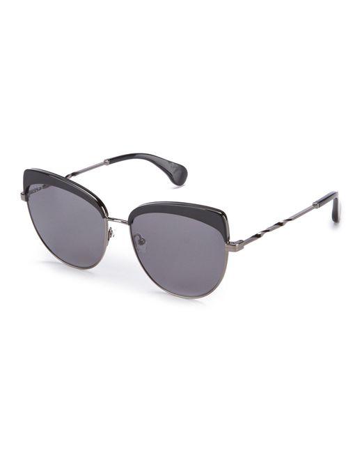 DIFF - Izzy Black Sunglasses - Lyst