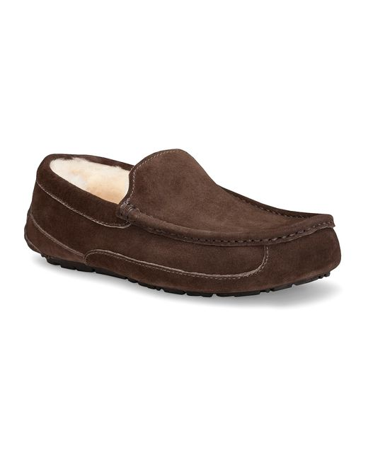 mens uggs ascot slippers
