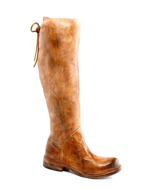 Bed Stu | Brown Cobbler Manchester Ii Riding Boots | Lyst