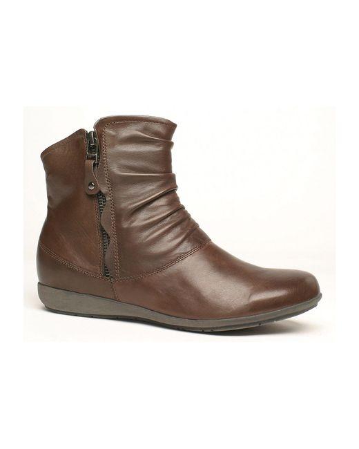 Josef Seibel | Brown Faye 05 Ankle Booties | Lyst