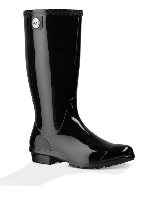 Ugg | Blue Shaye Rubber Rainboots | Lyst