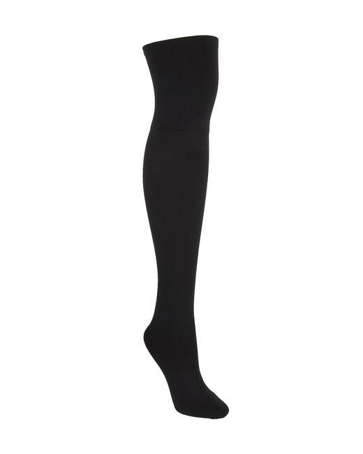 Hue | Black Over-the-knee Boot Socks | Lyst