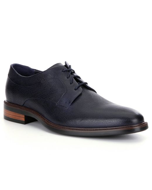 Cole Haan | Black Carter Grand Plain Toe Oxford - Wide Width Available for Men | Lyst
