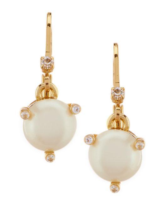 Kate Spade | Metallic Bungalow Bouquet Stud Earrings | Lyst