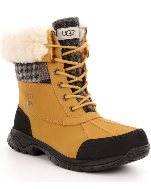 ugg butte waterproof