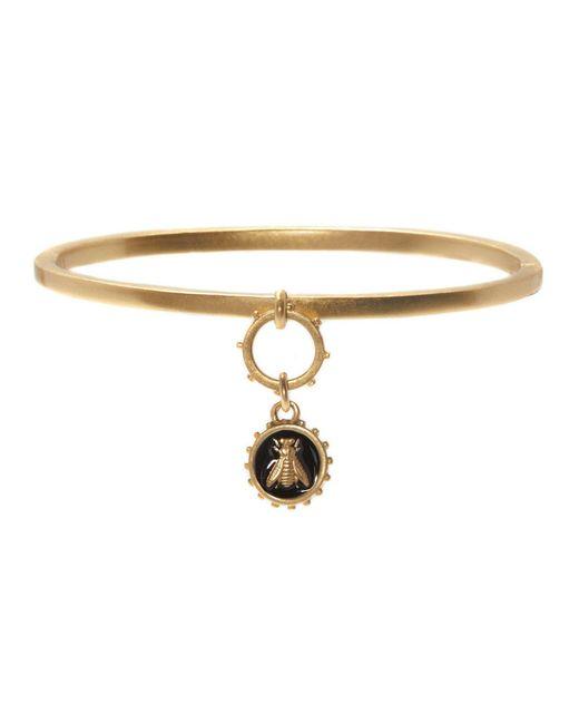 Vince Camuto - Metallic Bee Hinged Bracelet - Lyst
