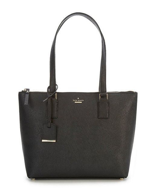 Kate Spade - Black Cameron Street Small Lucie Tote - Lyst