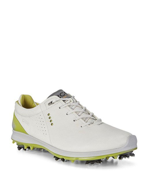 Ecco - White Men's Golf Biom G2 Free Golf Shoe for Men - Lyst