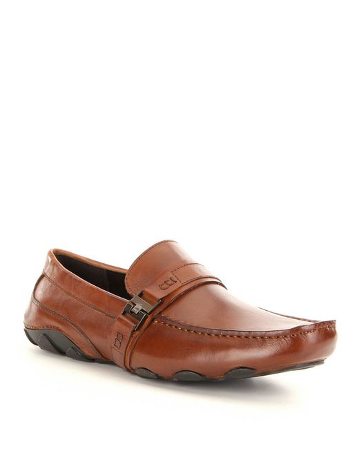 Kenneth Cole Reaction - Brown Men ́s Toast 2 Me Drivers for Men - Lyst