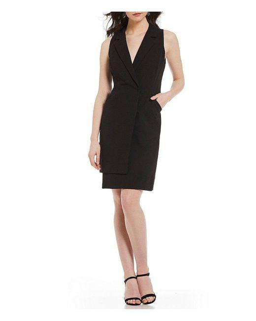 Gianni Bini - White Stephanie Blazer Dress - Lyst