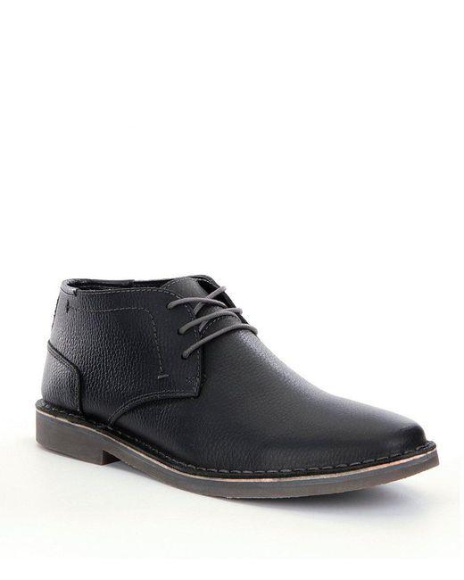 Kenneth Cole Reaction   Black Desert Sun Chukka Boots for Men   Lyst