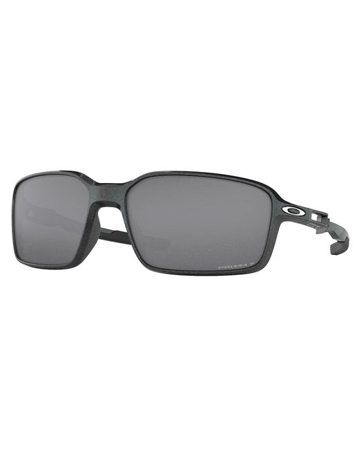 d7032e26ba Oakley - Gray Men s Siphon Sunglasses for Men - Lyst ...