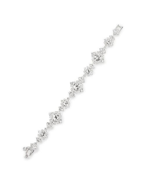 Givenchy - Metallic Crystal Flex Bracelet - Lyst