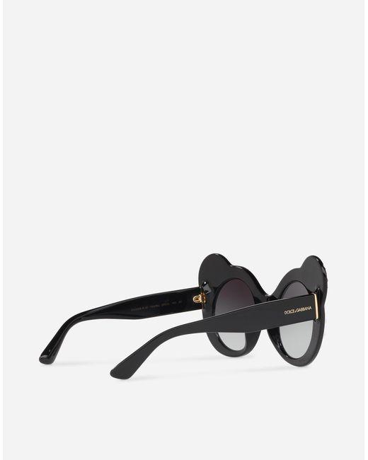 Black Fashion Dg Women's Panda Sunglasses W9eEDI2HY