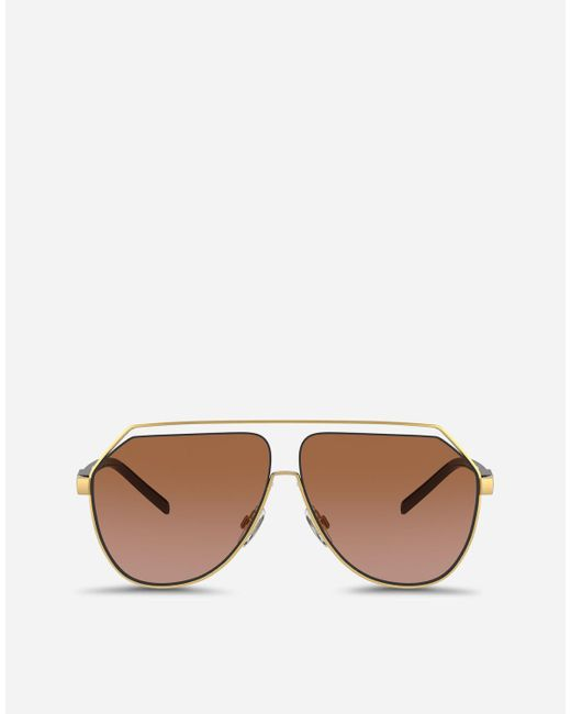 Gafas De Sol Less Is Chic Dolce & Gabbana de hombre de color Brown