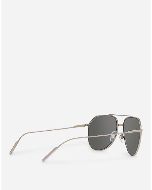 Dolce & Gabbana Gold Edition Sunglasses in Metallic für Herren